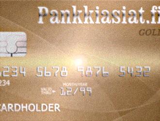 Paras maksukortti löytyy kulut ja käyttö tunnistamalla