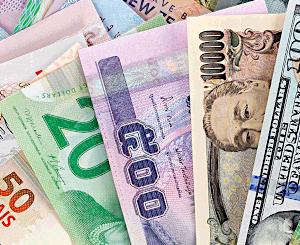Valuutanvaihtokustannusten vertailu [kuva]